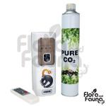 AIRBOMZ CO2 ZESTAW - ZDALNIE STEROWANY DOZOWNIK CO2 + PURE CO2
