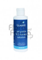BLUELAB PH PROBE KCI STORAGE SOLUTION 250ML - płyn zabezpieczający elektrody w pH metrach