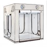 BOX UPRAWOWY, 200x200xh220cm, HOMEBOX WHITE-AMBIENT PLUS Q200,PAR+