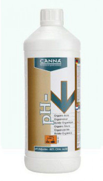 CANNA ORGANIC Acids PH-