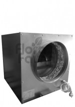 CICHY WENTYLATOR RADIALNY, STALOWY SOFTBOX, 7000m3/h, fi450+3x250mm, 75x75xh75cm, 1100W, 900rpm