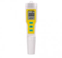 ELEKTRONICZNY MIERNIK 2w1 ( pH + TEMP. ) DO PŁYNU, 0,01-14,00pH, 0-60st.C