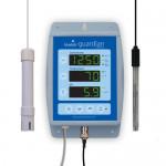 ELEKTRONICZNY MONITOR pH/EC DO PŁYNU, BLUELAB GUARDIAN, 0-14pH, 0-2500 TDS, 0-3500 ppm