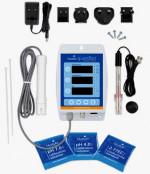 ELEKTRONICZNY MONITOR pH/EC z ŁZ DO PŁYNU, BLUELAB GUARDIAN CONNECT, 0-14pH, 0-2500 TDS, 0-3500 ppm