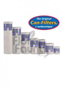 FILTR WĘGLOWY STALOWY, PRZYŁĄCZE fi-200mm, 1000-1200m3/h, CAN-SPECIAL, L75/W38cm