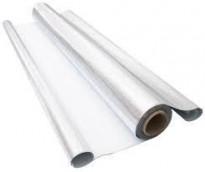 Folia odbijająca światło srebrno-biała 100% h1,25m Easy-Grow