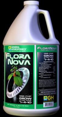 GHE FLORA NOVA GROW (WZROST) 3,79L