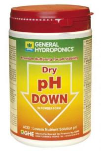GHE REGULATOR OBNIŻAJĄCY pH SYPKI, 250g