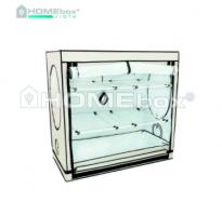 HOMEBOX AMBIENT WHITE, 125x65x120cm - VISTA MEDIUM+, PAR+,GROWBOX