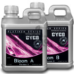 BLOOM CYCO A+B, 2x 1L - kwitnienie, fotosynteza