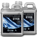 GROW CYCO A+B, 2x1L - lepszy wzrost