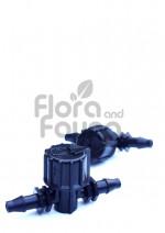 KRANIK DO WĘŻY 6MM -AutoPot, (umożliwia szybkie odcięcie dopływu pożywki do pojedynczych donic lub