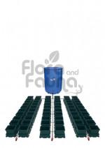 KOMPLETNY SYSTEM AUTOPOT (EASY2GROW), 60 DONICZEK 15L + ZBIORNIK FLEXITANK 400L + AKCESORIA