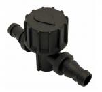 KRANIK DO WĘŻY 9MM -AutoPot, (umożliwia szybkie odcięcie dopływu pożywki do pojedynczych donic lub c