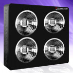 LAMPA LED ADVANCED-STAR, FULL CYCLE, 800W, 32x32xh8cm, (dual = wzrost+kwitnienie)