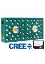 LAMPA LED - LINFA CREE 200, PHYTOLITE, FULL CYCLE, 200W, 40x20x7,5cm, oświetla 80x80cm