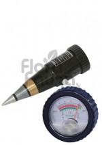 MIERNIK / TESTER pH + WILGOTNOŚĆ 2w1 DO GLEBY - VF, SKALA 0-8 pH, DOKŁ. 0,2 pH