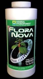 NAWÓZ NA WZROST, GHE FLORA NOVA GROW 473ML