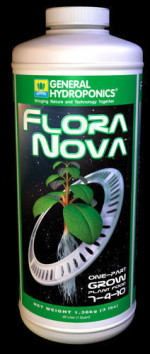 NAWÓZ NA WZROST, GHE FLORA NOVA GROW 946ml
