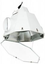 ODBŁYSNIK/REFLEKTOR WENTYLOWANY - RADIANT VERTICAL, HYDROFARM, 95% REFLEKSU, 60x65xh50cm, PRZYŁĄCZE