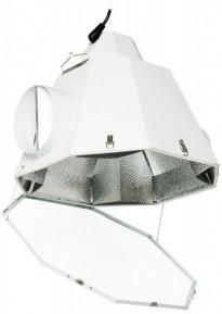 ODBŁYŚNIK WENTYLOWANY HYDROFARM RADIANT VERTICAL 60x65xh50cm fi 200mm