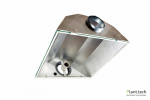 Odbłyśnik Wentylowany Smart, z przyłączem fi 125, 50 x 54 cm PLANT TECH
