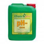 PH MINUS GROW, DUTCH PRO - PREPARAT OBNIŻAJĄCY POZIOM pH, 5L