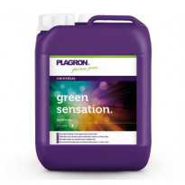 PLAGRON GREEN SENSATION BOOSTER 5L
