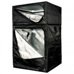 PODWÓJNY BOX UPRAWOWY - DARK ROOM TWIN, 90x 90xh210(150+60)cm