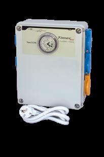 Programator czasowy GSE TimerBox 4 gniazda max.600w + ogrzewanie