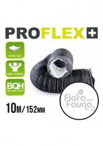 PRZEWÓD WENTYLACYJNY ALU/PVC MIĘKKI, fi-152mm, 10m, (150), gruby i mocny materiał