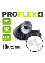 PRZEWÓD WENTYLACYJNY ALU/PVC MIĘKKI, fi-254mm, 10m, (250), gruby i mocny materiał