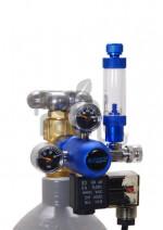 Reduktor gazu z elektrozaworem