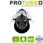 REFLEKTOR WENTYLOWANY / KLOSZ COOLTUBE - PROTUBE 150L + SKRZYDŁA + GNIAZDO E40, dł.620mm, fi-150mm