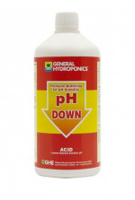 REGULATOR OBNIŻAJĄCY pH, GHE PH DOWN, PŁYN 0.5L