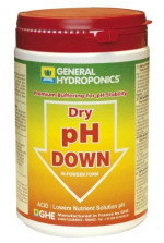 REGULATOR OBNIŻAJĄCY pH, GHE PH DOWN, PROSZEK 250g