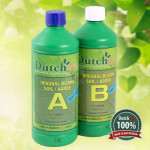 Soil Bloom A+B WODA MIĘKKA 1+1L AUTOFLO  Dutch Pro