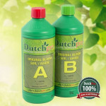 Soil Bloom A+B WODA TWARDA 1+1L AUTOFLO Dutch Pro