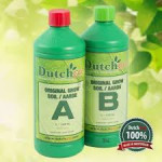 Soil Grow A+B WODA TWARDA 1+1L AUTOFLO Dutch Pro