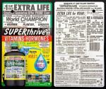 SUPER THRIVE 120ml Witaminy dla roślin