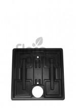 TACA DO SYSTEMU WILMA LARGE 4x11L i 4x18L, 73,5x73,5x h9cm
