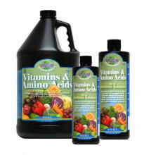 VITAMIN + AMINO ACIDS 946ml Microbe Life Hydroponics
