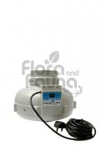 WENTYLATOR PROMIENIOWY DWUBIEGOWY, fi-200mm, 450/950m3/h