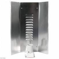 """WZMACNIANY ODBŁYŚNIK DO LAMP ENERGOOSZCZĘDNYCH (oraz HPS i MH) ELEKTROX """"LUSTRO"""", 50x43cm,"""
