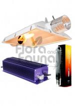 ZESTAW HPS 1000W, ELEKTRONICZNY, LUMATEK + HYDROFARM RAPTOR + GIB EXTREME (kwitnienie)