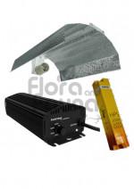 ZESTAW HPS 600W, ELEKTRONICZNY, DO UPRAWY ROŚLIN, ELEKTROX ULTIMATE + STUCCO 40x40 + ELEKTROX SUPER