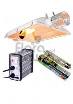 ZESTAW HPS 600W, ELEKTRONICZNY, DO UPRAWY ROŚLIN, G-SYSTEMS + HYDROFARM RAPTOR + OSRAM PLANTASTAR (w