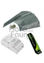 ZESTAW HPS 600W, MAGNETYCZNY, DO UPRAWY ROŚLIN, GIB PRO-V-T + STUCCO 40x40 + PHYTOLITE GROW-BLOOM EX