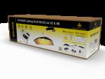 Zestaw oświetleniowy Daisy Plug and Grow HPS 400W fi:100x60cm Secret Jardin
