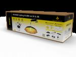 Zestaw oświetleniowy Daisy Plug and Grow HPS 400W fi:80cm Secret Jardin